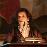 Bianca Jagger fordert Klimagerechtigkeit für die Ärmsten der Welt