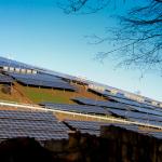 Brand in Freiburgs größter Solaranlage