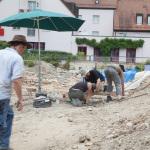 Außergewöhnliche archäologische Funde in Neuenburg