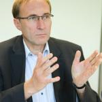 Immo-Messe: Baubürgermeister Haag über Bauen und Wohnen in Freiburg