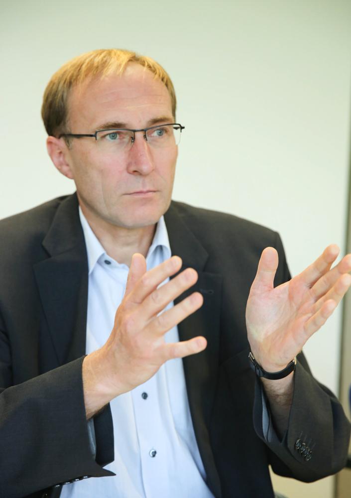 Wohnen in Freiburg ist begehrt:  Baubürgermeister Martin Haag über Zukunftsstrategien beim Thema Bauen und Wohnen