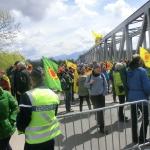 Demo gegen AKW Fessenheim