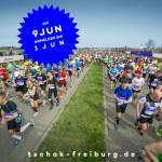 Tschak – Businesslauf in Freiburg