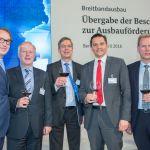 Ausbau des Breitbandnetzes im Landkreis Emmendingen