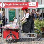 Infomobil der Tourist Information