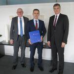 Badenova weiter Erdgaspartner von Lörrach