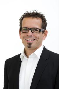 Frank Prodinger, geschäftsführender Gesellschafter der Prodinger oHG und Senator der Wirtschaft