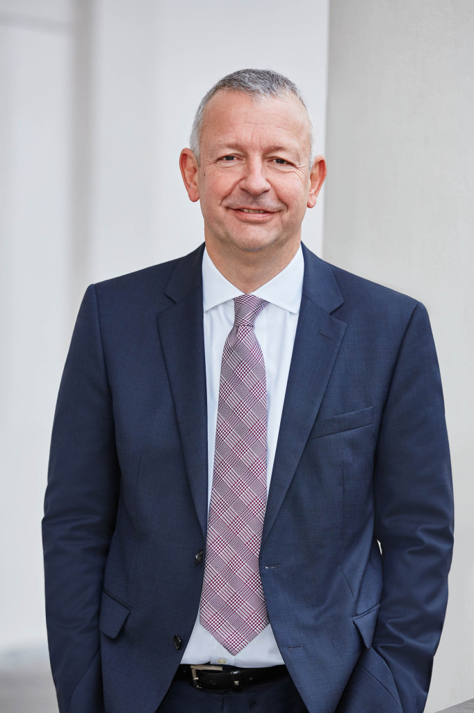 Gastautor Dr. Münzer, wvib-Hauptgeschäftsführer