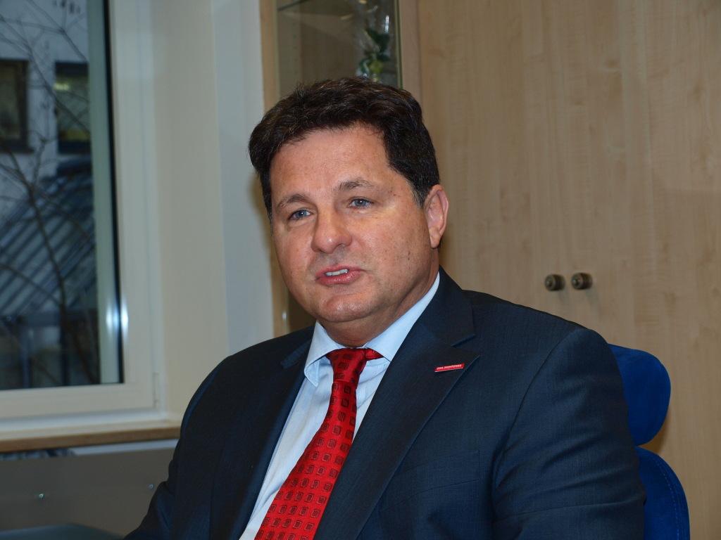 Ex-HWK-Hauptgeschäftsführer Johannes Burger. Foto: spk