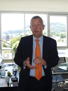 Dr. Münzer, Geschäftsführer wvib
