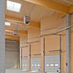 A3 Carré Industriebau baut für Brennerei Weis neue Logistikhalle