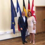 Deutsch-französisches Bürgermeistertreffen feierte Jubiläum
