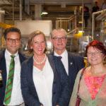 Neue Flaschenabfüllanlage für die Brauerei Ganter