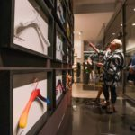 """Fashion meets Art"" – Kunstaktion im Kaiser Damenhaus"