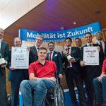 Autohaus Märtin erhält zwei Branchenpreise