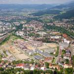 Güterbahnhof Freiburg schreibt späte Boom-Story