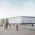 FWTM und Unmüssig bauen Kopfbau auf der Messe Freiburg