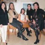 Die VDU-Damen wünschen ein erfolgreiches neues Jahr
