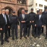 Mehr Polizei und mehr Stadtsheriffs für Freiburg