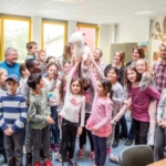 Haufe spendet 26.000 Euro an Kinderhilfsprojekte
