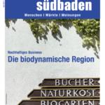 Netzwerk Südbaden: Die Mai-Ausgabe ist im Druck