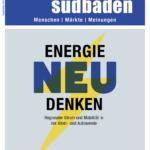 Unsere September-Ausgabe: <br> Energie neu denken <br> in der Auto- und Atomwende