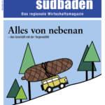 Unsere November-Ausgabe mit dem Titelthema Regionalität