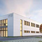 Freyler Industriebau konzipiert Firmenneubau für Pinter Möbel