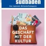 Mai-Ausgabe 2018: Das Geschäft mit der Kultur