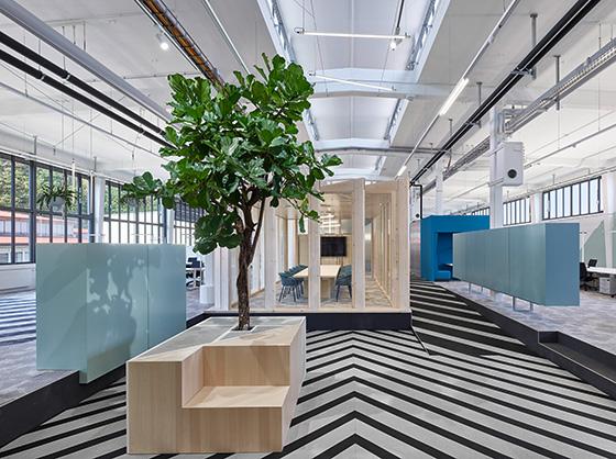 Büro 4.0: Ganter Interior | netzwerk südbaden