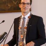 Amtsantritt: Freiburgs neuer OB Martin Horn