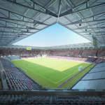 Stadionbau: Zerrbild statt Spiegel