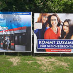Kommunalwahlen: Ansturm in der Stadt, Ruhe auf dem Land