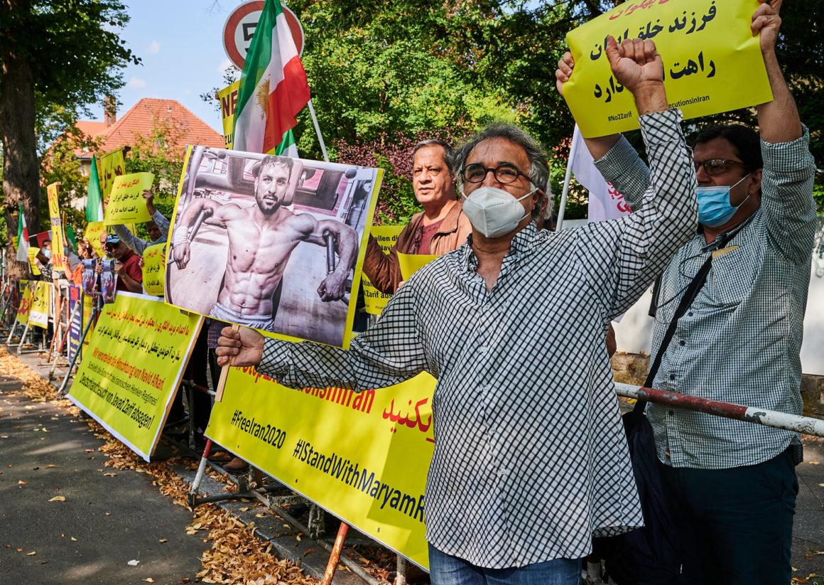 Todesurteil Iran