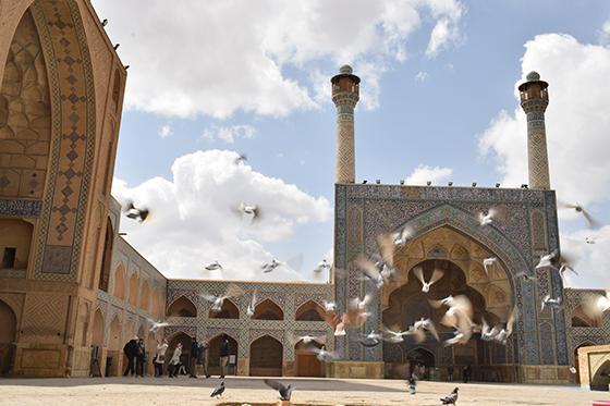 Städtepartnerstadt Freiburg Isfahan