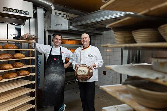 Brot der Bäckerei Dick in Denzlingen