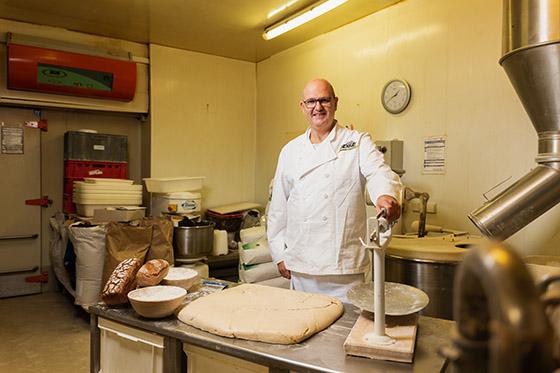 Brot der Bioland-Bäckerei Jenne