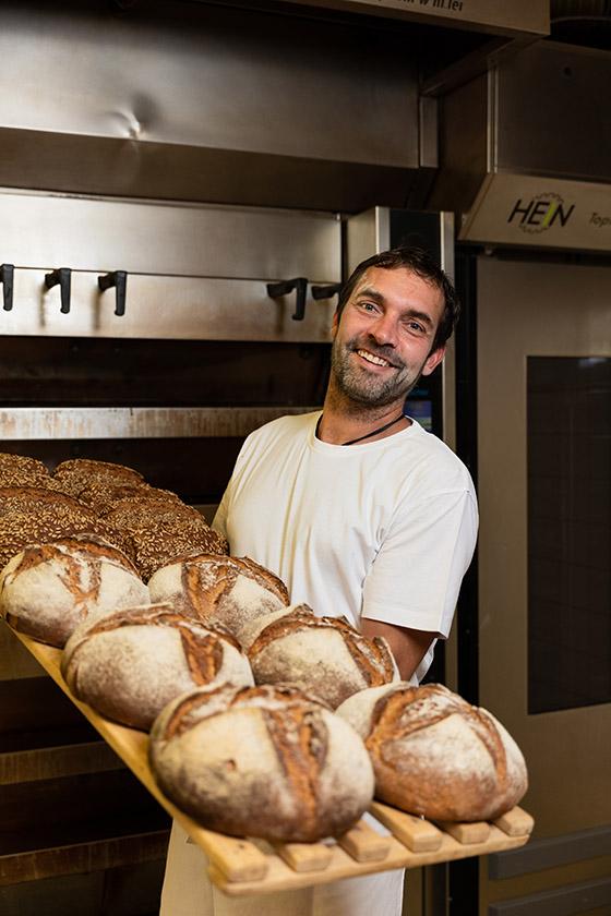 Brot der Bäckerei Lay in Freiburg