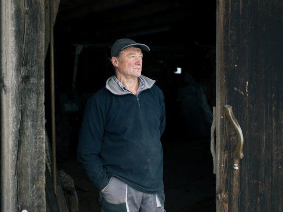 Kurt Vollmer, Bauernhof, Wiesental