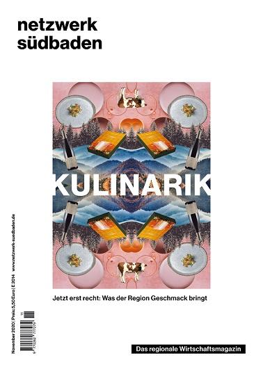 Cover Kulinarik netzwerk südbaden November 2020