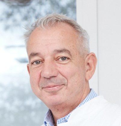 Professor Bernhard Rumstadt