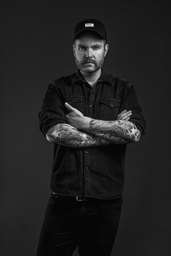Fotograf Markus Edgar Ruf