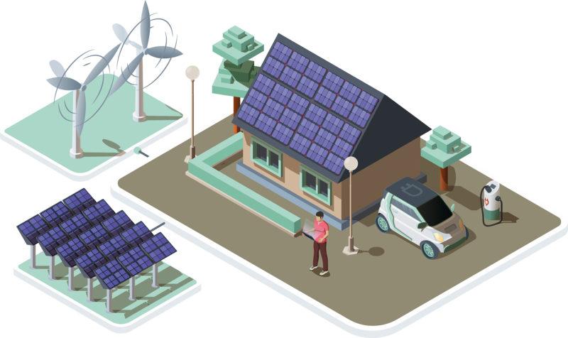 E-Mobilität: tanken daheim