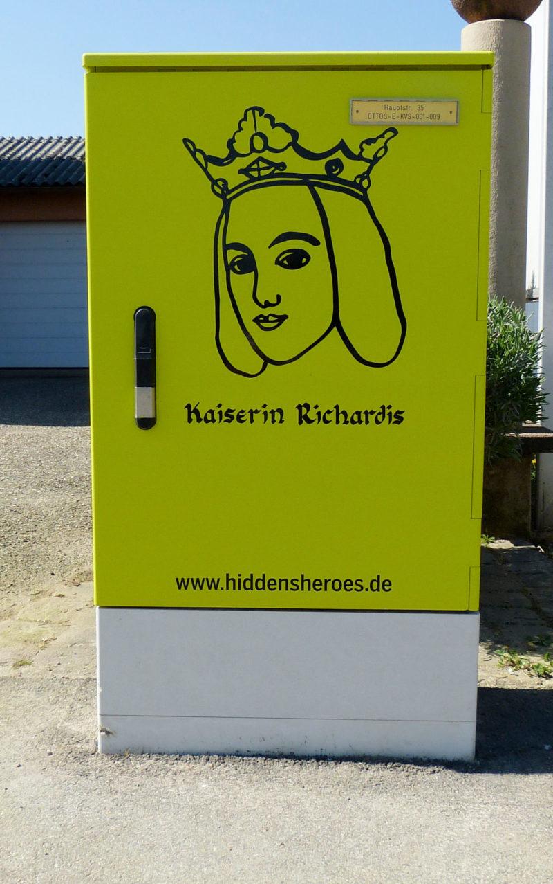 netzwerk südbaden, Hidden Sheroes, Kaiserin Richardis von Ellinor Amini