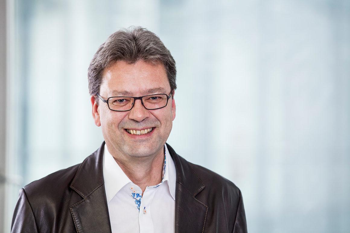 Thomas Maier vom Gründerbüro der Uni Freiburg
