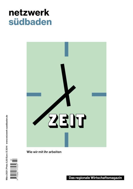 cover netzwerk südbaden, Ausgabe März 2021