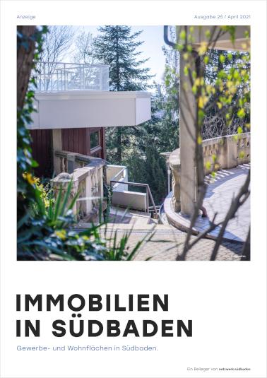 Immobilien Beileger April 2021, netzwerk südbaden