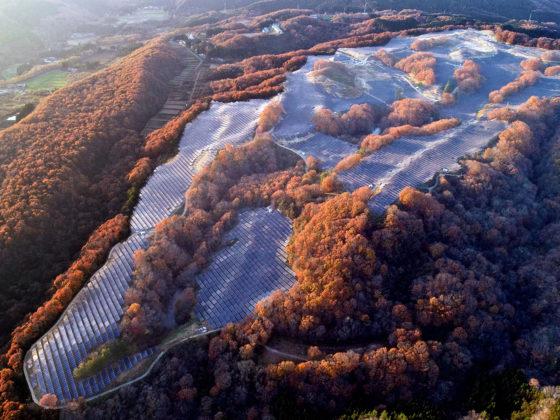 iAccess Photovoltaik in Japan