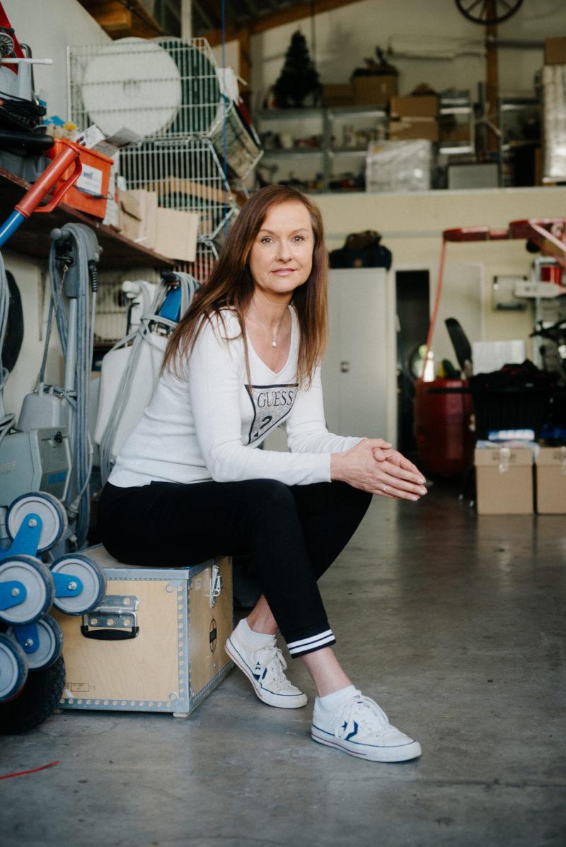 VdU-Unternehmerin Cornelia Schaub aus Müllheim