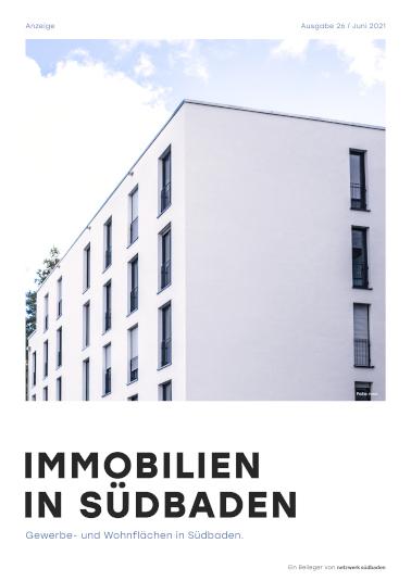 netzwerk südbaden Immobilienbeileger 06/2021